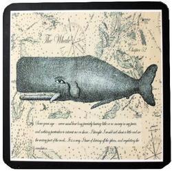 Whale Coasters