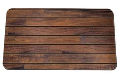 Teak & Dark Holly Anti-Fatigue Mat