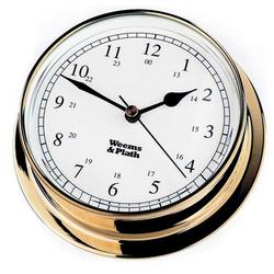 Weems & Plath Brass Endurance 125 Clock 530500