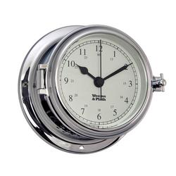 Weems & Plath Endurance II 115 Chrome Quartz Clock