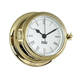 Weems & Plath Endurance II 115 Quartz Clock w/Roman Numerals