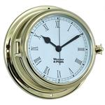Weems & Plath Endurance II 135 Quartz Clock w/Roman Numerals 950530