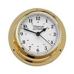 Weems & Plath Trident Quartz Clock 6010500