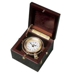 Weems & Plath Gimballed Box Clock 701100