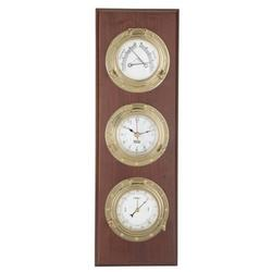 Weems & Plath Trysail Porthole Weather Center 313200