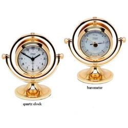 Weems & Plath Skipjack Clock-Barometer 300800
