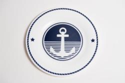 Anchor Dinner Plate