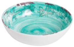 "Turquoise 7.5"" Soup/Cereal Bowl"
