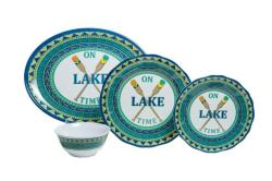 """On Lake Time Sets with 16"""" Platters"""