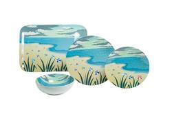 "Seaside Set with 15.5"" Platter"