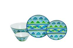 "Sailin Sets with 11"" Serving Bowl"