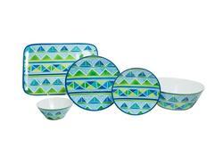 "Sailin Sets with 11"" Serving Bowl & 15.5"" Platter"