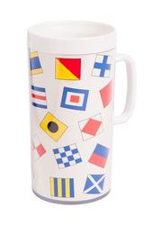 18-oz. Code Flags Insulated Coffee Mug