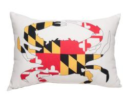 MARYLAND STATE FLAG CRAB