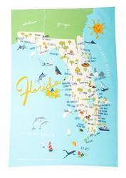 Florida Kitchen Towel