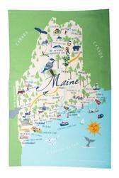 Maine Kitchen Towel