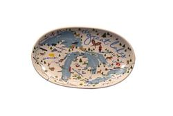 Great Lakes Tidbit Tray