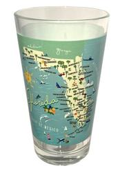 Florida Pint Glass