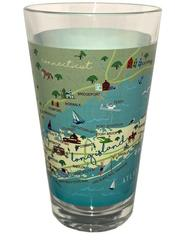 Long Island Pint Glass
