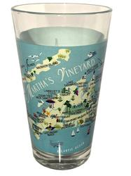 Marthas Vineyard Pint Glass