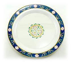 "12"" Platter - Seashells"