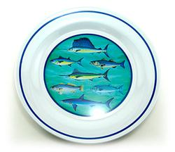 "12"" Platter - Fish"