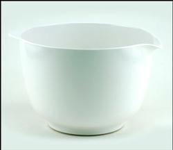 White 2 Liter Mixing Bowl