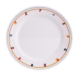 """10"""" Dinner - Flags"""