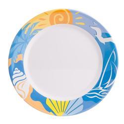 """10"""" Dinner - Ocean Breeze"""