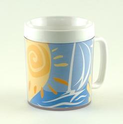 12-oz. Insulated Mug - Ocean Breeze