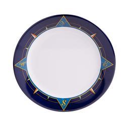 """10"""" Dinner - Blue Compass"""