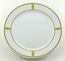 "10"" Dinner - Gold Fish"