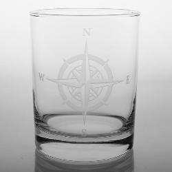 Compass Rose DOF/Rocks (Set of 4)
