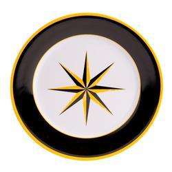 "10"" Dinner - Black Compass"