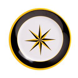 "8"" Salad - Black Compass"