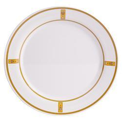 "12"" Platter - Gold Fish"
