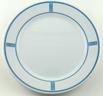 "12"" Platter - Blue Fish"