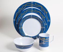 """Large Box Sets w/ 12"""" Platter and Drinkware Options"""