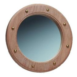 """10 1/2"""" Round Mirror"""