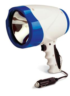 12-volt One Million Candlepower Spotlight