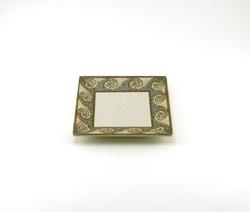 "Athena 6"" Square Plate"
