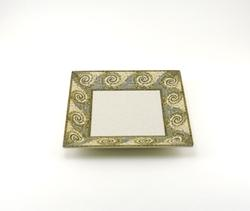 "Athena 8"" Square Plate"