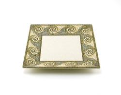 "Athena 10"" Square Plate"