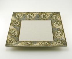 "Athena 12"" Square Plate"