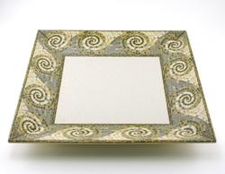 "Athena 14"" Square Plate"