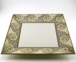"Athena 16"" Square Plate"