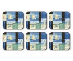 Coastal Breeze Coasters