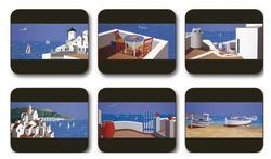 Indigo Skies Coasters