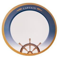 "Classic Captain 12"" Platter"