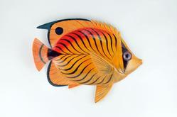 Foureye Butterfly Fish
